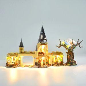 KIT DE DECORATION TEMPSA Kit d'éclairage à LED Seulement Pour LEGO 7