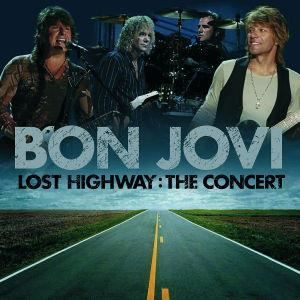 CD POP ROCK - INDÉ LOST HIGHWAY-THE CONCERT
