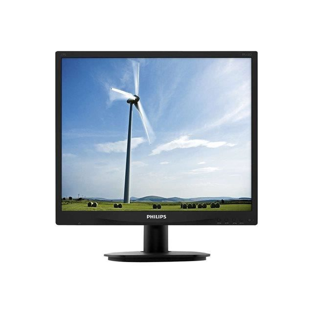 Philips Écran 19- 19S4QAB00 1280x1024 ADS-IPS 5ms