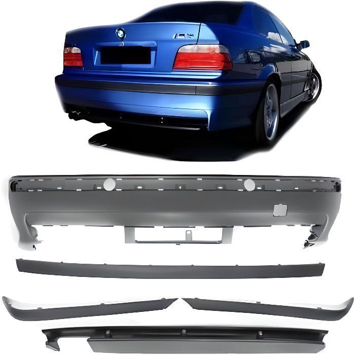 PARE CHOC PARECHOC ARRIERE M3 EN ABS POUR BMW SERIE 3 E36 BERLINE + COUPE + CABRIOLET + M3