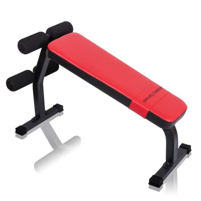 Banc de musculation pour abdos MS-L110 Marbo-Sport abdominaux