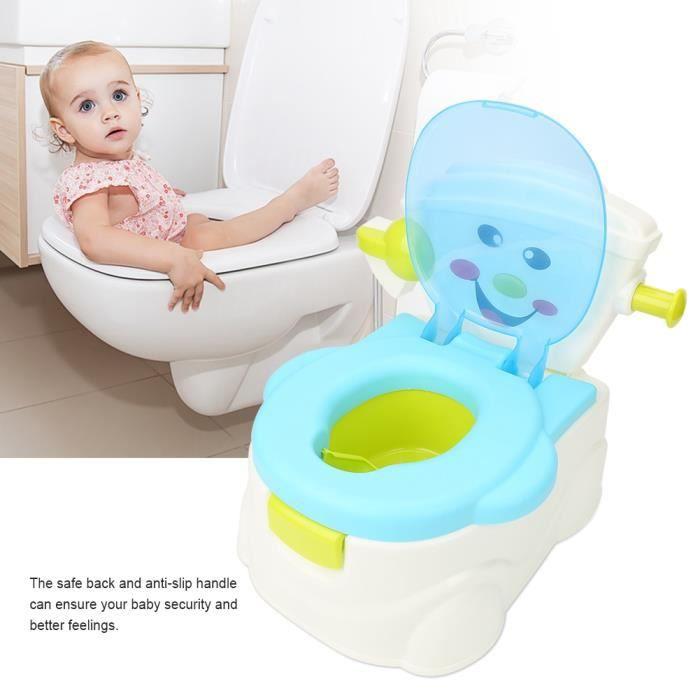 Pot de bébé,toilette de formation de bébé,toilette de formation pour les tout-petits HB055