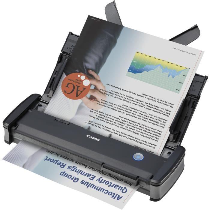 Canon Scanner de documents Imageformula P 215Ii Usb 2.0 Recto/Verso