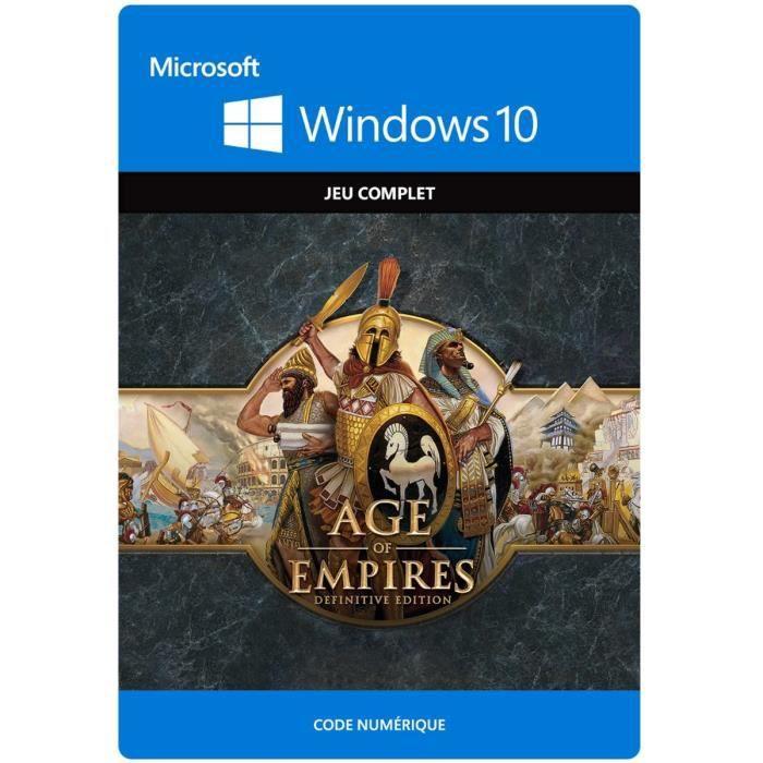 Age of Empires: Definitive Edition Jeu PC à télécharger
