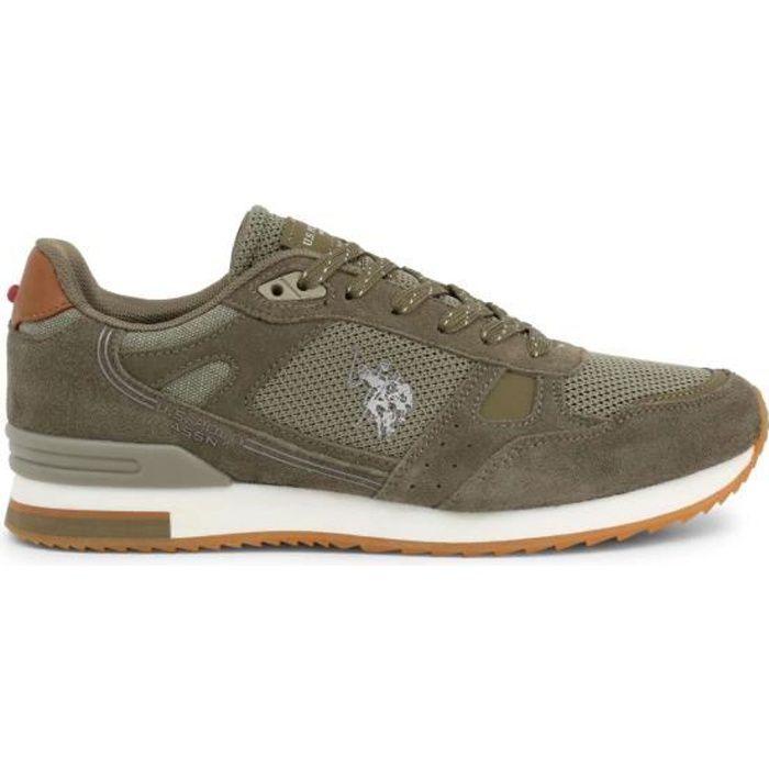 U.S. Polo - Sneakers pour homme (FERRY4083W8_SM1_KAK) - Vert