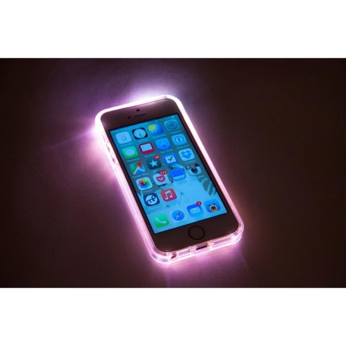coque lumee iphone 5