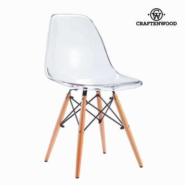 Chaise transparente by craften wood achat vente chaise soldes d hiver - Chaise transparente discount ...