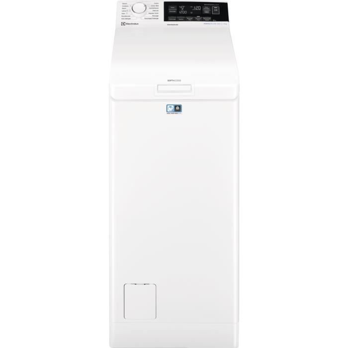 Photo de lave-linge-top-ew6t3376hz-electrolux