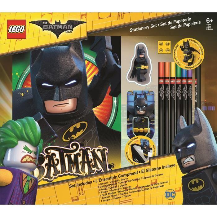 Lego Batman Movie - Set de Papèterie