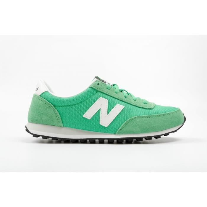 new balance blanche et verte