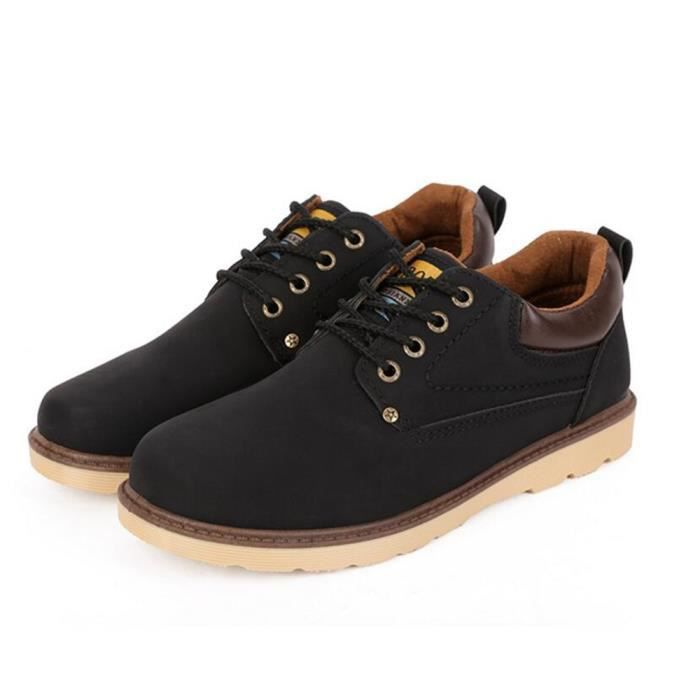 BASKET MULTISPORT Sneakers hommes Antidérapant Confortable Chaussure
