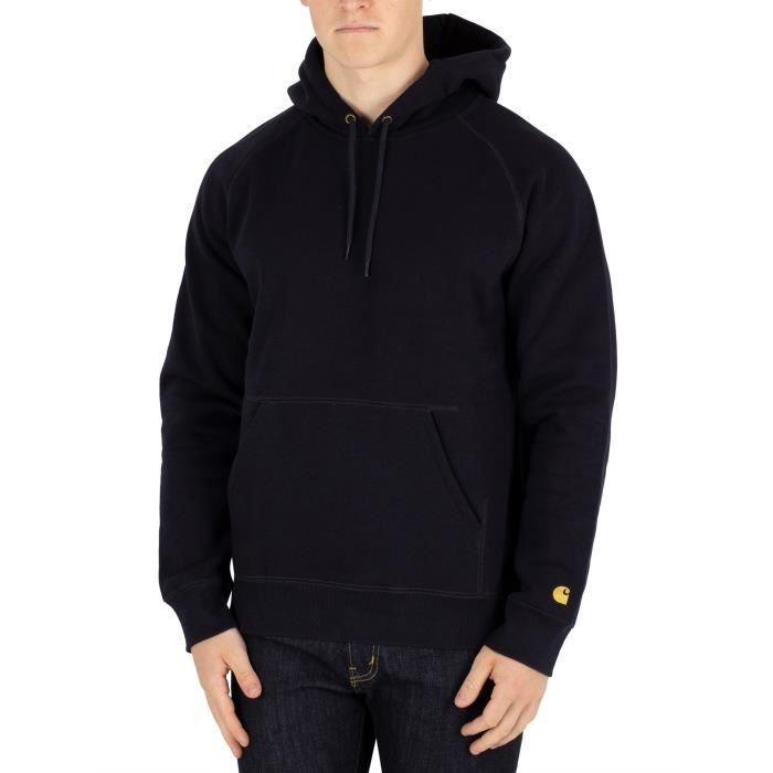 Carhartt WIP Homme Chase Pull à capuche,