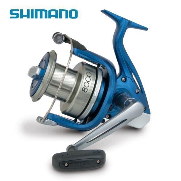 Moulinet de pêche CARPE SHIMANO AERLEX 80