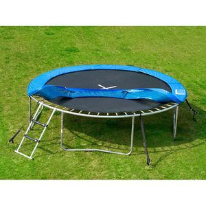 coussin de protection trampoline achat vente jeux et. Black Bedroom Furniture Sets. Home Design Ideas