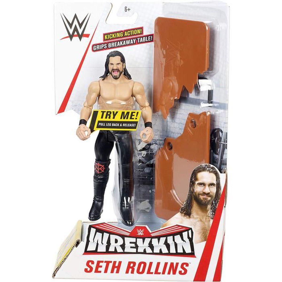 WWE wrekkin Figure john cena NEUF