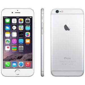 TELEPHONE PORTABLE RECONDITIONNÉ iPhone 6 16go argent reconditionné (Garantie 1an)