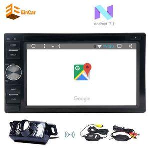 AUTORADIO Caméra sans fil !! Eincar Android 7.1 Car Stereo 6