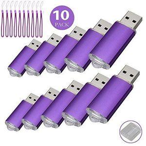 CLÉ USB Lot 8 G USB Flash Drive USB 2.0 disque mémoire Mem
