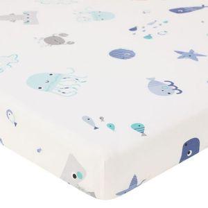 JETÉE DE LIT - BOUTIS MOGOI couvre lit en coton linge de lit bébé CLS004