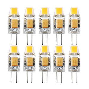 AMPOULE - LED SHINE-CO G4 LED Ampoule 10 Packs 2W AC/DC 12V Non-