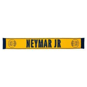 DRAPEAU - BANDEROLE Echarpe PSG Neymar Jaune