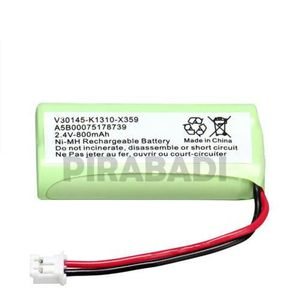 CHARGEUR DE PILES PILE BATTERIE 2.4V AAA RECHARGEABLE 800mAh NI-MH S