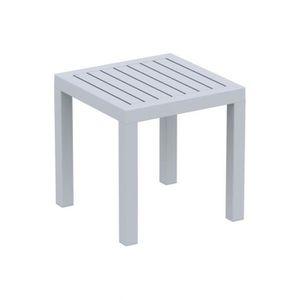 Table de jardin en plastique - Achat / Vente Table de jardin ...