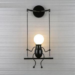 APPLIQUE  PFA-CHangM® Lampe Murale Moderne Mode Applique Mur