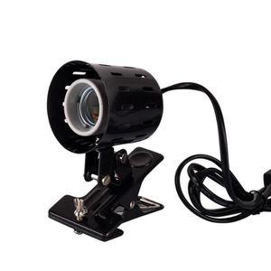 ÉCLAIRAGE Lampe support de serrage Reptile tortue clip en mé