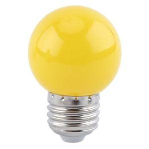 AMPOULE - LED 1W E27 Led Ampoule Multicolore pour Maison- Bar (J
