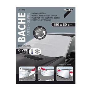 BÂCHE DE PROTECTION Bâche anti-givre 180x 80cm : Auto7