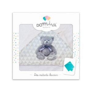 SORTIE DE BAIN DOMIVA Coffret sortie de bain et gant Little Bear
