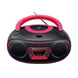 CHAINE HI-FI Radio CD lecteur MP3 Bluetooth LED LCD - Chaine hi