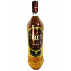 WHISKY BOURBON SCOTCH Whisky Grant's 40,0 % Vol. 100cl - 09131133