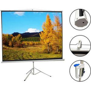 ECRAN DE PROJECTION Écran pour Projecteur, Ecran de Projection, 190 x