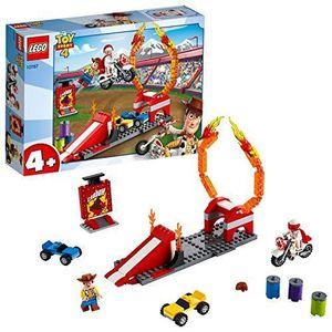 ASSEMBLAGE CONSTRUCTION LEGO®-4+ Toy Story 4TM Le spectacle de cascades de