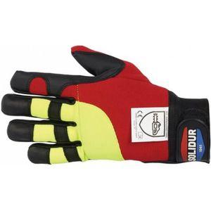 VÊTEMENT DE PROTECTION Paire de gants anti-coupure pour tronçonneuse Soli