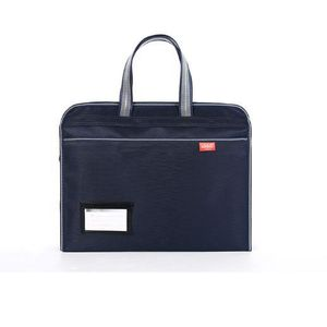 ATTACHÉ-CASE Portable Porte-Documents - Imperméable Sac Grande