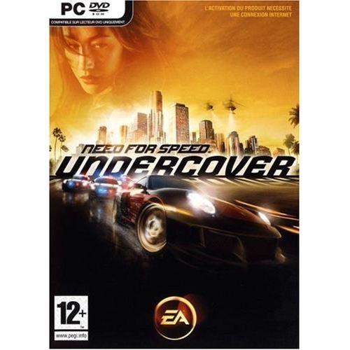 NEED FOR SPEED UNDERCOVER / Jeu PC
