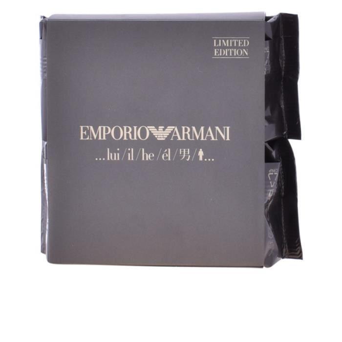 Eau De Parfum - Armani - EMPORIO EL DUO LOTE 2 pz