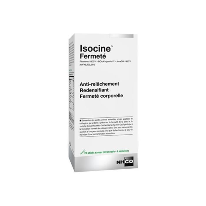 Nhco Isocine Fermeté Anti relachement 28 Sticks