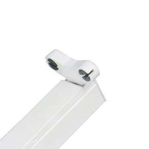 Réglette/Boitier Tube LED T8 - Double - 1500mm - Non Etanche