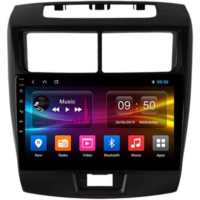 Autoradio Récepteur Multimédia Car Radio Voiture Stéréo 9 Pouces Autoradio Bluetooth pour Toyota Avanza 2010~2018 Main Libre [175]