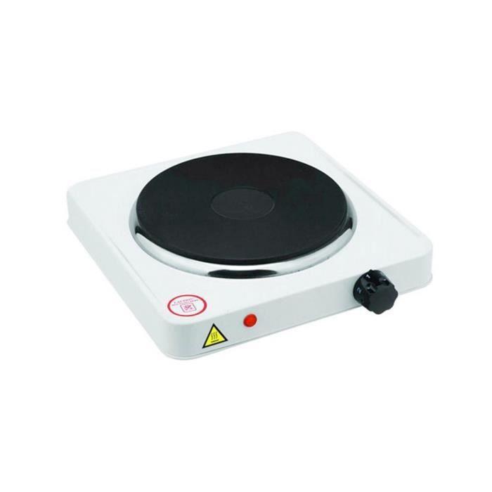 JPWonline - Todofácil - Plaque de cuisson éléctrique 1 feu 1000W
