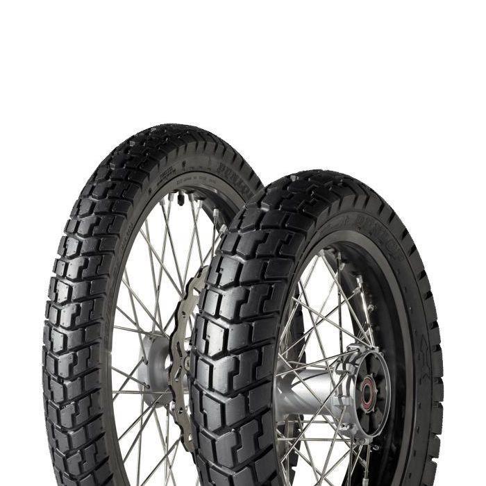 DUNLOP 80/9021 48S TrailMax Pneu Moto Trail