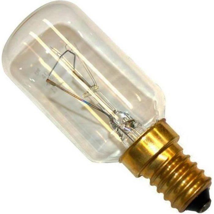 Ampoule 300° 40W 230-240V T29 (152677-23432) - Four micro-ondes - ELECTROLUX, WHIRLPOOL, IKEA WHIRLPOOL, KITCHENAID, ARTHUR MARTIN