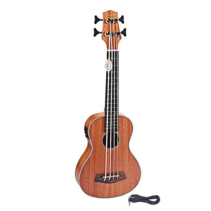 Homyl 3 pi/èces Boutons Ton Boutons Volume en Bois de Rose Parfait pour Guitare//Basse