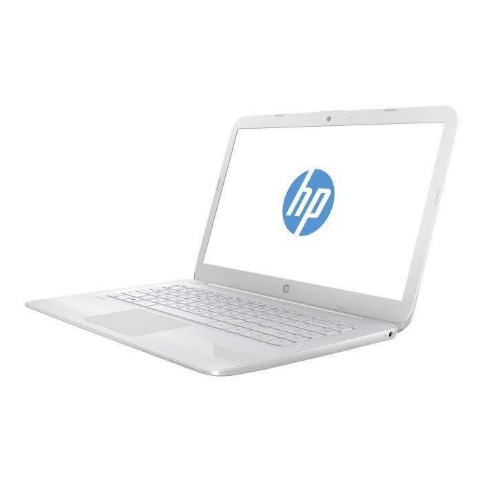 ORDINATEUR PORTABLE HP Stream 14-ax003ns Celeron N3060 - 1.6 GHz Win 1