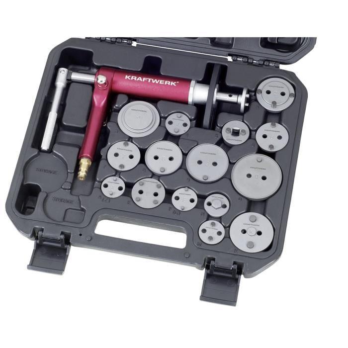 Repousse piston d`/étrier de frein CCLIFE Repousse-piston d/étrier de frein universel Repousse piston de frein /à disques
