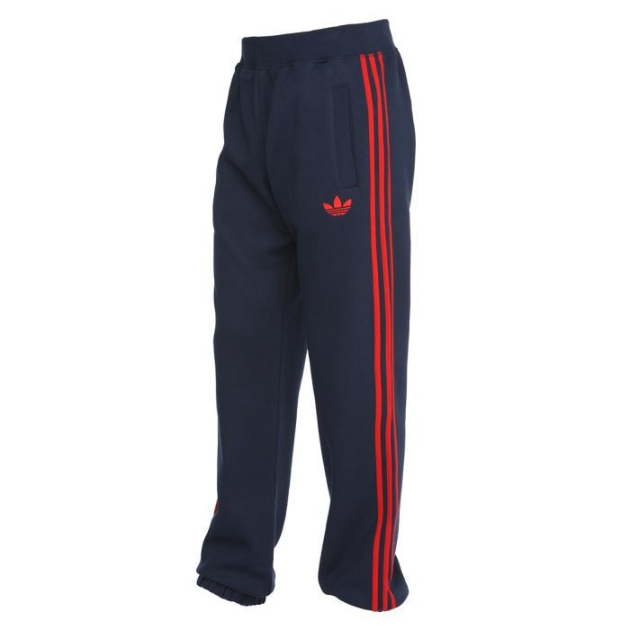 adidas pantalon homme marine et rouge achat vente. Black Bedroom Furniture Sets. Home Design Ideas